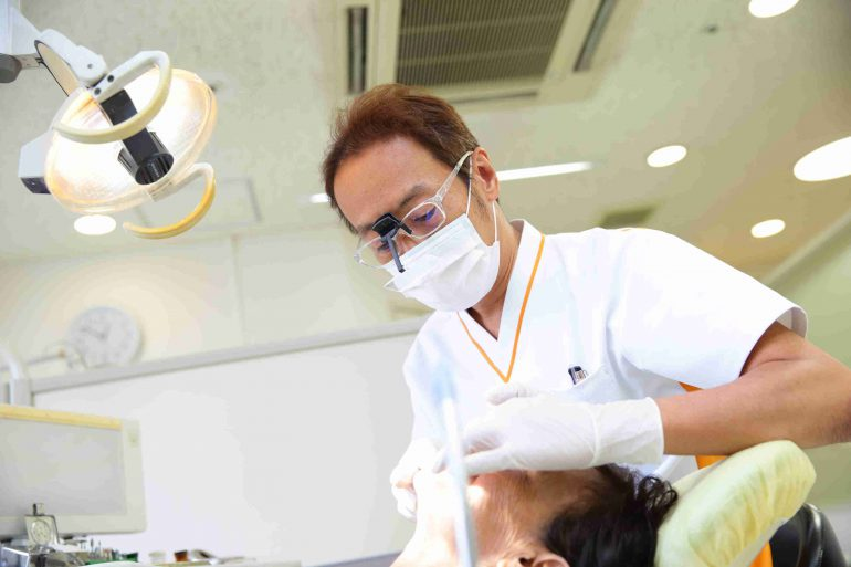 定期検診|武蔵新城の藤木歯科クリニック