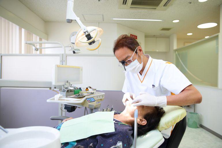 ノンクラスプデンチャー 武蔵新城の藤木歯科クリニック