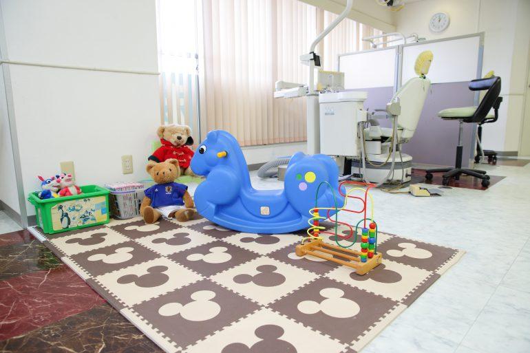 お子様連れ歓迎|武蔵新城の藤木歯科クリニック