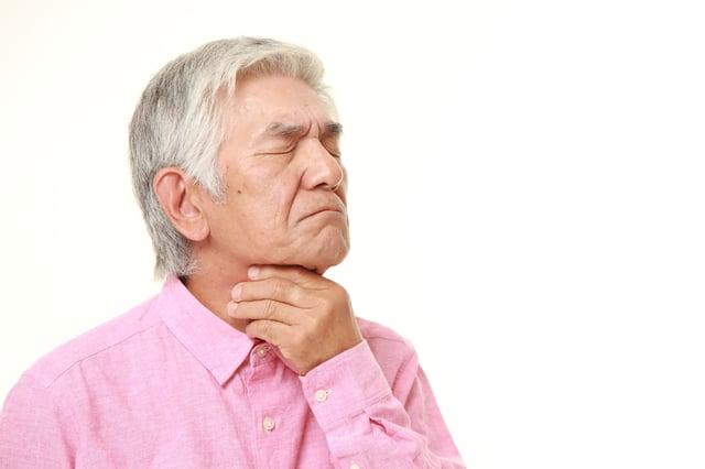誤嚥性肺炎|武蔵新城の歯周病治療